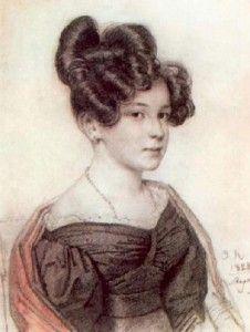 Пушкин Анна Оленина