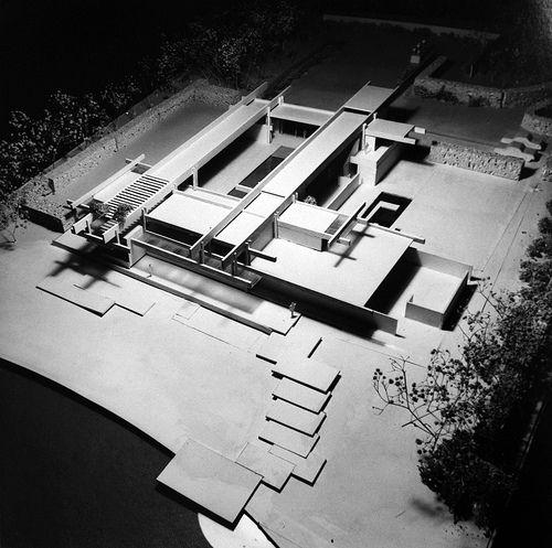 Pistell Residence - Model 14 - Paul Rudolph