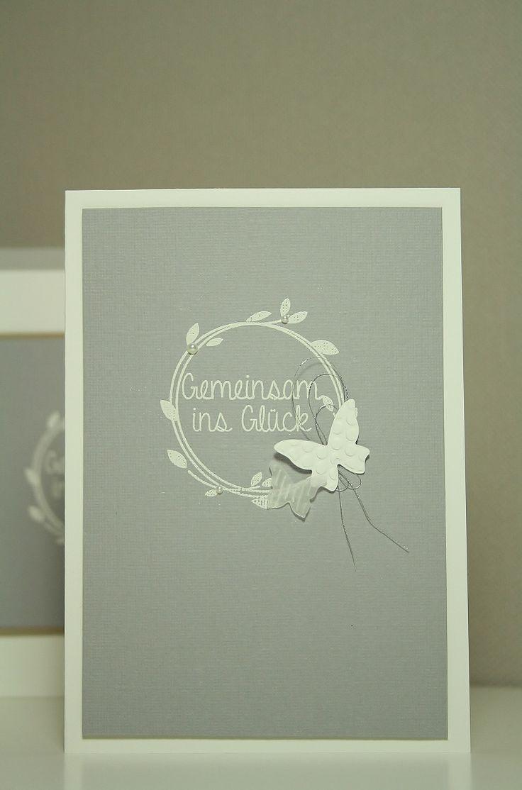 Danielas Stempelwelt, use swirly scribbles thinlits, butterflies, botanical builders, Stampin up