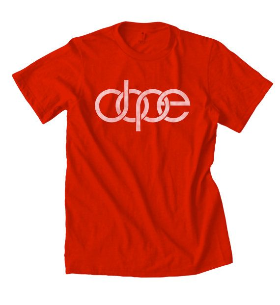 Dope TShirt Cool Dope Audi T shirt Perfect Gift by MindHarvest, $20.00