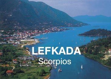 Sailing in Lefkada, Ionian Sea, Greece