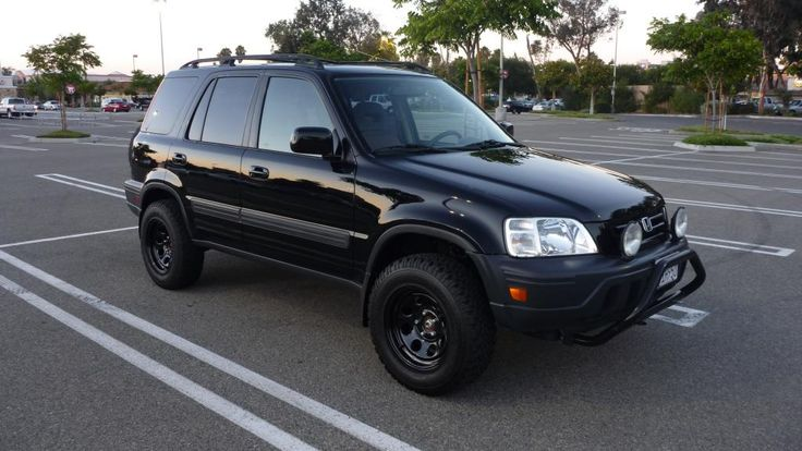 black is the best color for crv's