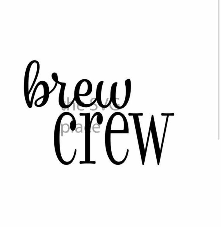 Download Brew Crew SVG File in 2020 | Brewing, Svg, Svg file