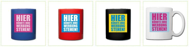 Hier könnte Ihre Werbung stehen - Jetzt unsere neuen Werbetassen bestellen! - http://bembeltown.spreadshirt.de/hier-koennte-ihre-werbung-stehen-hessen-fan-shop-A106421754 | #Werbung #Reklame #Anzeige #Werbeanzeige #Socialmedia #Sozialenetzte #SEO #Marketing #Streuartikel #Kaffeetasse #Tee #Kaffee #Spreadshirt