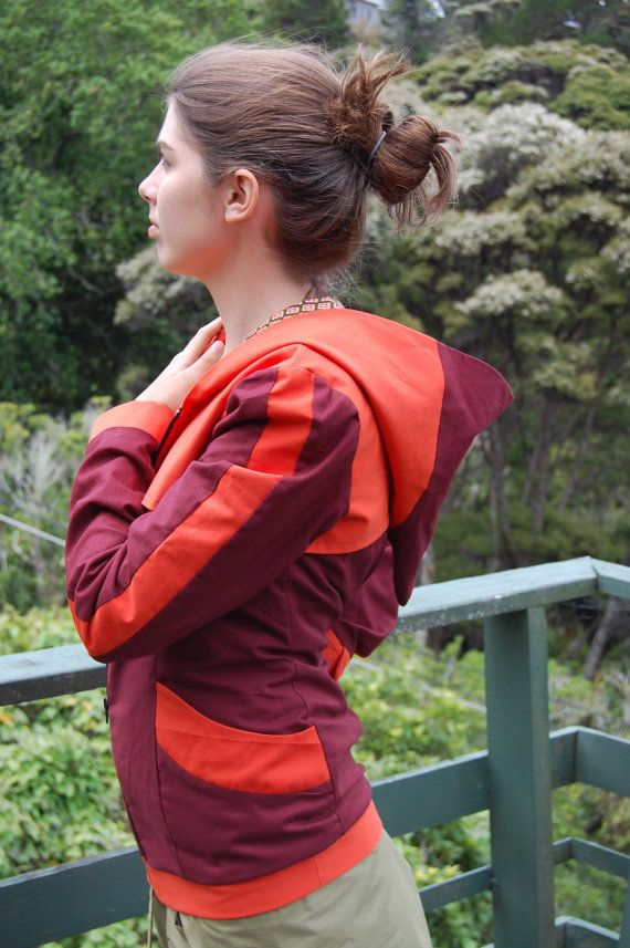 Pixie Bike Jacket  Made in New Zealand  All natural by FeralNZ, $150.00