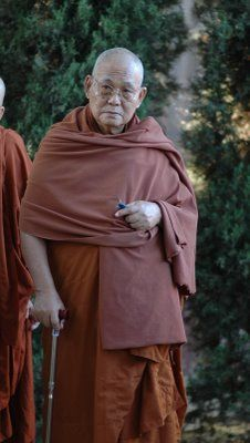 Morality, concentration and wisdom ~ Sayadaw U. Pandita http://justdharma.com/s/xtoou  We do not practice meditation to gain admiration from anyone. Rather, we practice to contribute to peace in the world. We try to follow the teachings of the Buddha, and take the instructions of trustworthy teachers, in hopes that we too can reach the Buddha's state of purity. Having realized this purity within ourselves, we can inspire others and share this Dhamma, this truth.    The Buddha's teachings can…