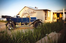 Vintage car museum at our Nelspruit Hotel Accommodation
