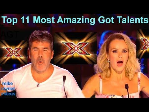 405) All 11 Best Got Talent Auditions! Top Golden Buzzer