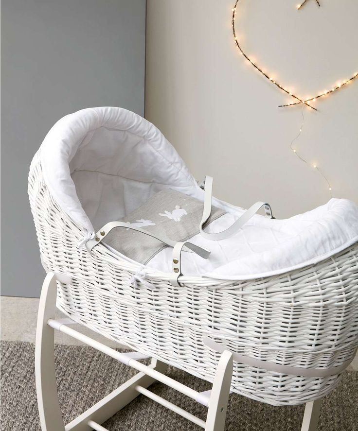 Moses Basket - Welcome to the World - Welcome To The World - New - Mamas & Papas