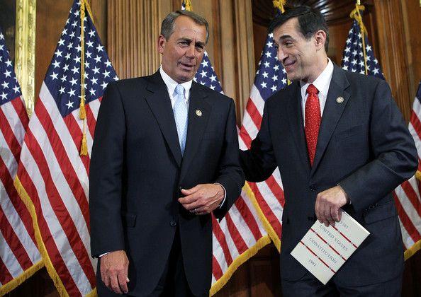 Darrell Issa Declares War on John Boehner as Benghazi Investigation Turns Into a Circus...DB!