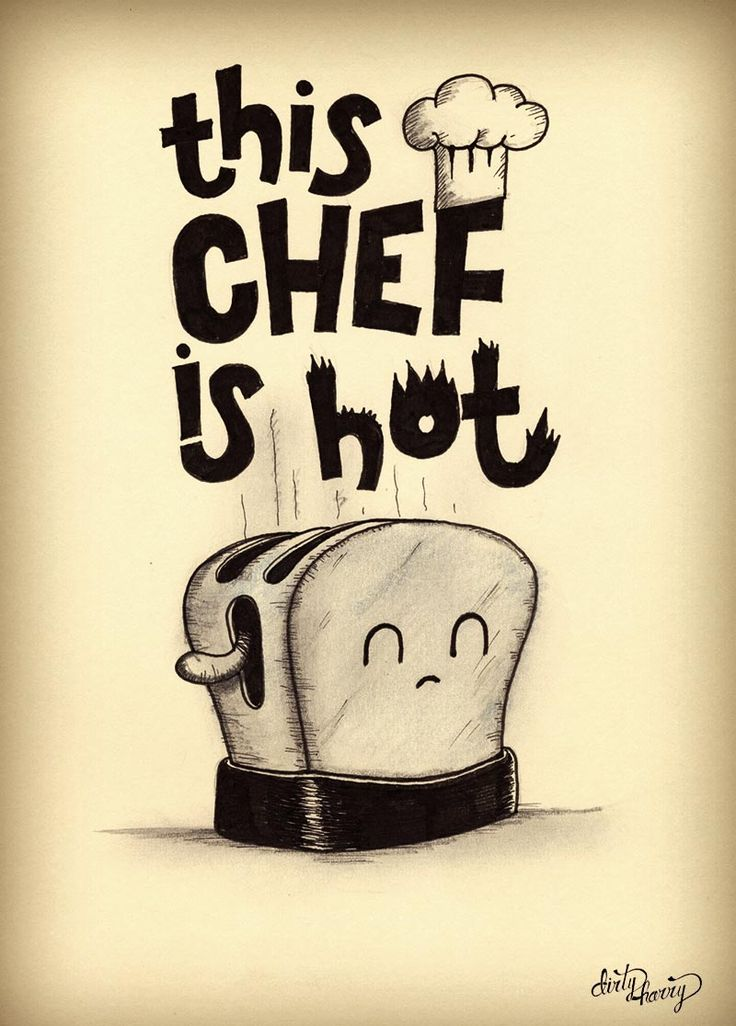 This chef is hot - www.dirtyharry.es