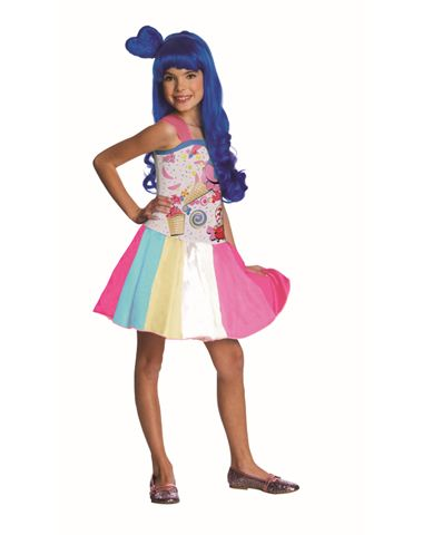 katy perry candy girl child costume halloween 2013