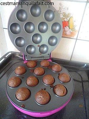 recette pour machine cake pop