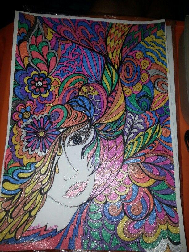 Nr 2 off my doodling