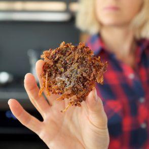 Quinoa-Potato Crisps by Jessica Seinfeld