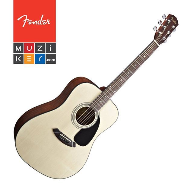 Even Fender CD-60 Natural can get you to Fender California! This is your last chance to join the competition. www.triptofender.com #triptofender #fender #muziker #california