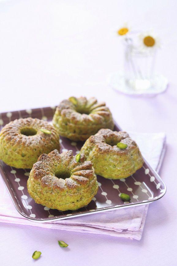 Verdade de sabor: Фисташковые маффины / Muffins de pistáchio