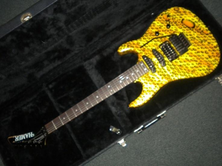 Hamer Chaparral USA Custom Guitar | eBay