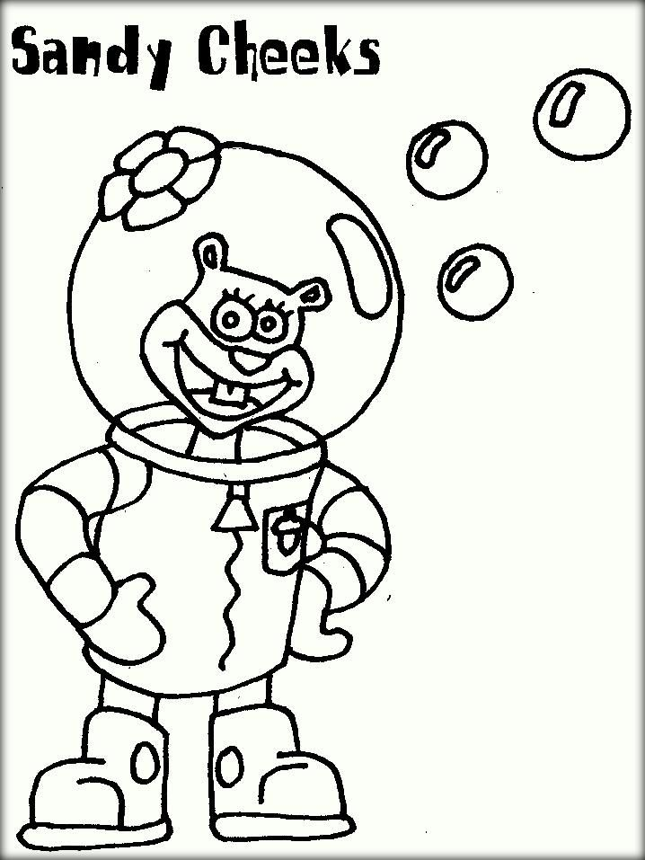 - Spongebob Characters Coloring Pages Printable Coloring Pages, Free Coloring  Pages, Hello Kitty Colouring Pages