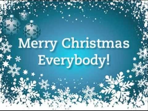 Slade - Merry Christmas Everybody + Lyrics