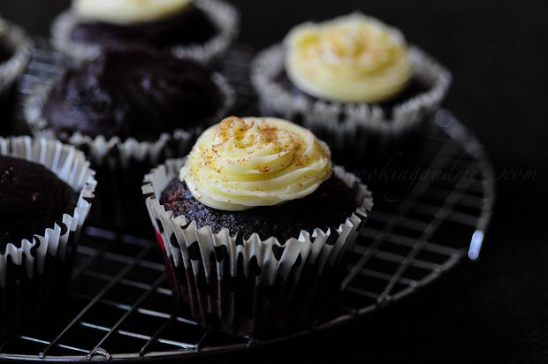 Vegan Chocolate Avocado Cupcakes- Doubled the recipe and used 2 ...