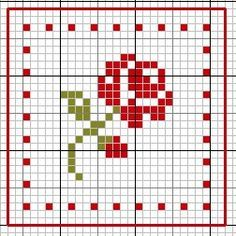 simple cross stitch motifs - Google Search