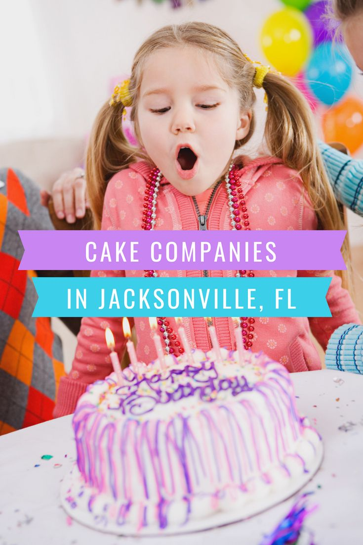 Cakes And Cupcakes In Jacksonville Florida For Kids Birthday Parties