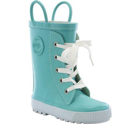 Western Chief Girls Sneaker Rain BootAquaUS 11 M ** Click on the image for additional details.