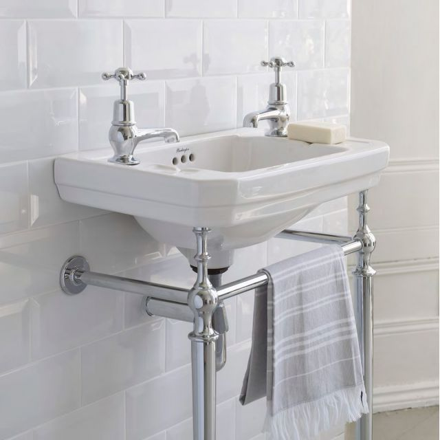 Burlington Victorian Cloakroom Basin - 114