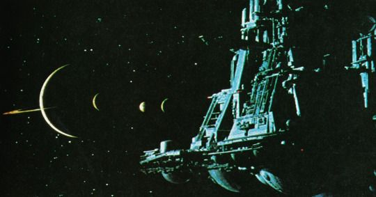 The Nostromo, ALIEN (1979)