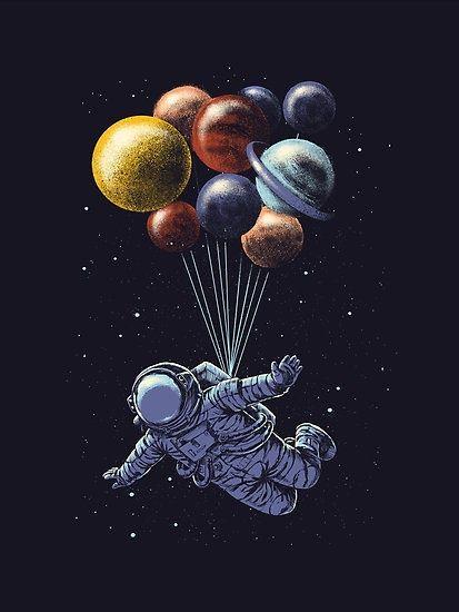 esse e algum astronauta 1.. esse no meio