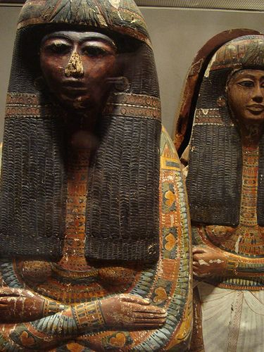 Beautiful and BLACK Ancient Egyptians (Khamitans)
