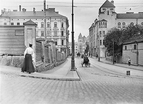 Helsinki once upon a time.