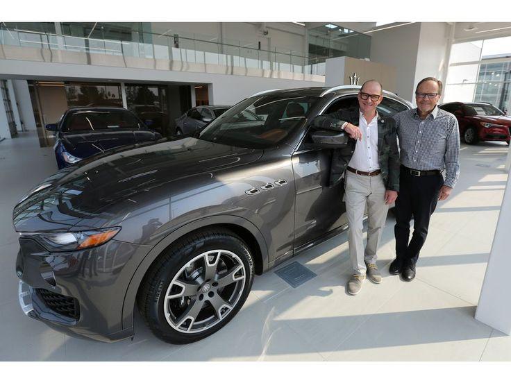 Vrooooom: Maserati-Alfa Romeo dealership opens in Saskatoon