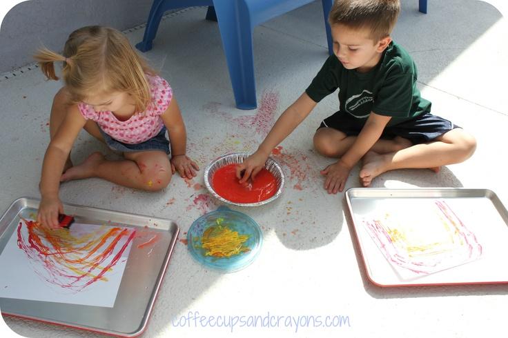 Rainbow Car Paintings pm class