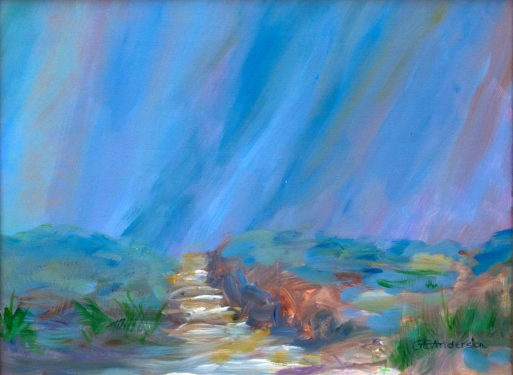 title: Celestial Pathway artist: Gary Anderson