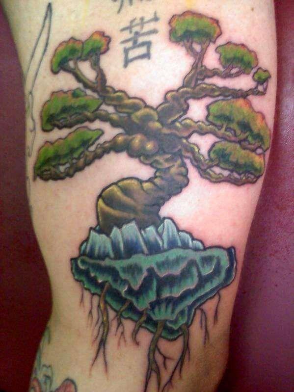 Small Bonsai Tattoo: 11 Best Tree Tattoos Images On Pinterest