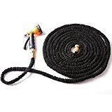 #1: Otps Kink Free 50FT Garden HoseLightweight Expandable Hose 8 Pattern Garden Hose Nozzle Yard Hose ConnectorIndustrial Garden Hose for Durable and Lasting Watering