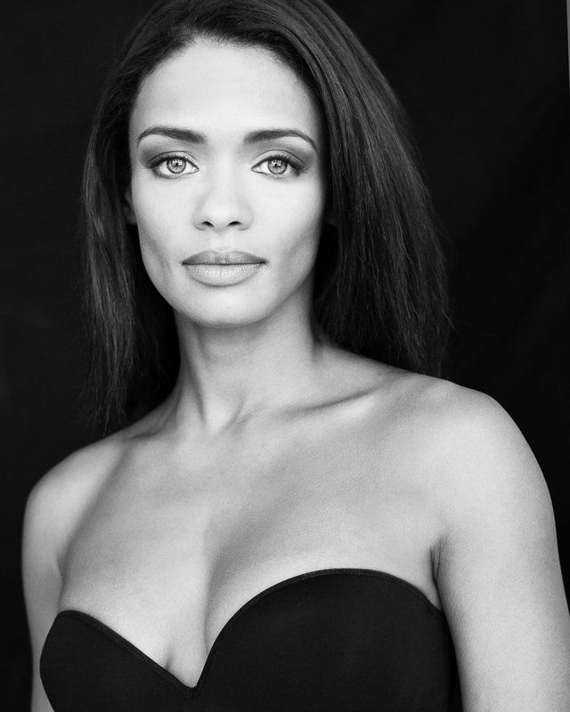 Kandyse McClure (born March 22, 1980) is a South African-born Canadian actress. She has played Anastasia Dualla on the Sci Fi Channel's television program Battlestar Galactica, and Dr. Clementine Chasseur on the Netflix original series Hemlock Grove.