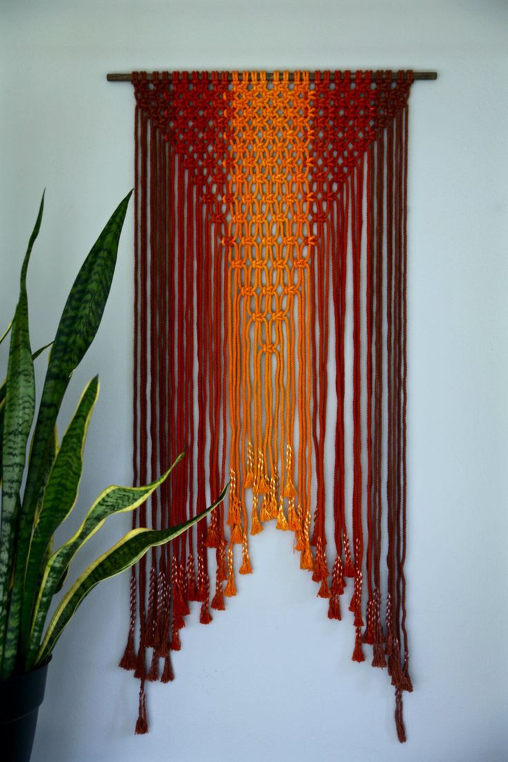 20 Best Ideas About Macrame Wall Hangings On Pinterest