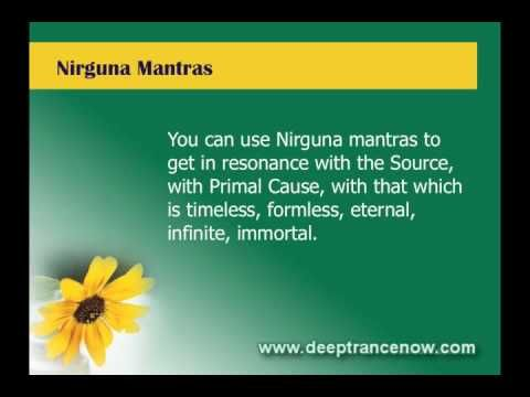 The power of mantras  | deeptrancenow.com