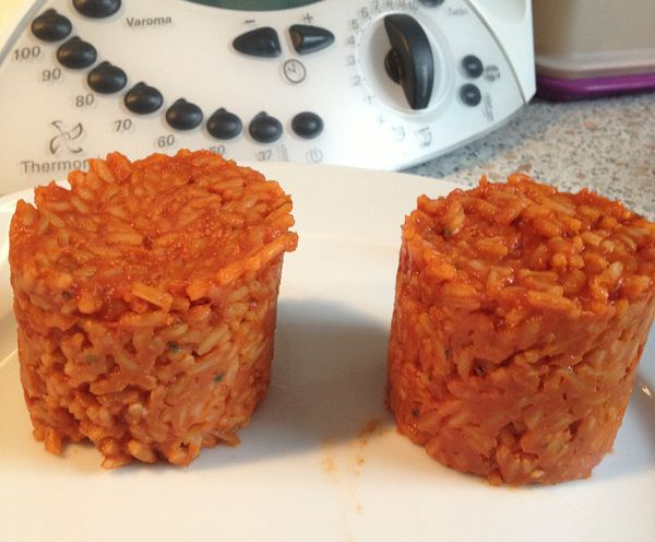 Rezept Djuvec Reis - Griechischer Reis von Paulina13 - Rezept der Kategorie Beilagen