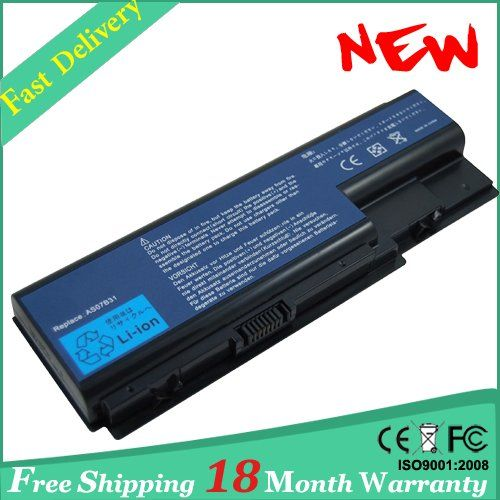 Аккумулятор для ноутбука ACER Aspire 5520 5720 5920 6920 6920 г 7520 7720 7720 г 7720Z серии AS07B31 AS07B41 AS07B42 AS07B72 аккумулятор ноутбука