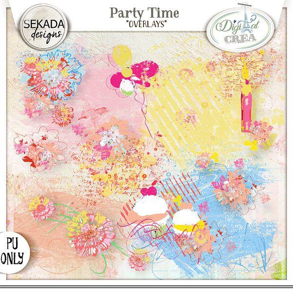 Party Time - Bundle