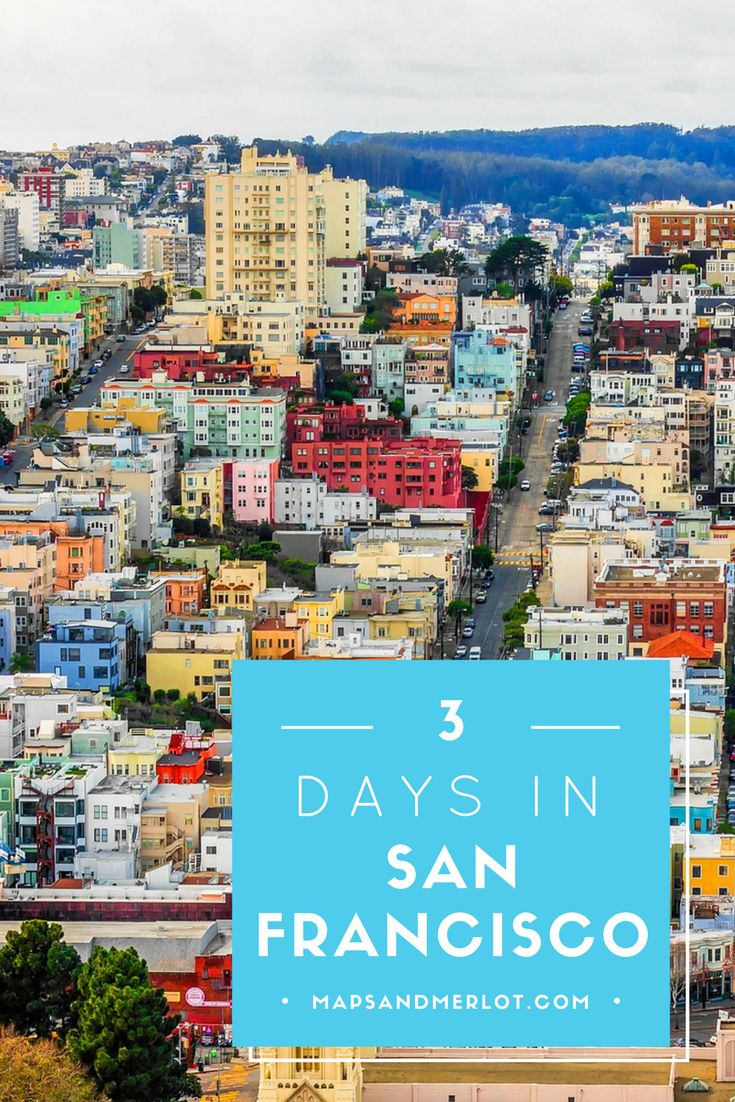 San Francisco Road Map Pdf%0A   Days in San Francisco  The Ultimate Itinerary