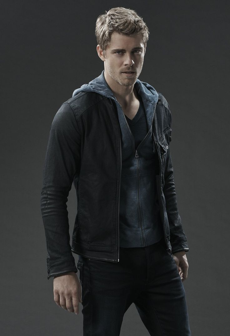 Lincoln Campbell │ Spark Plug (Luke Mitchell in Agents Of S.H.I.E.L.D., Season 3, 2015)