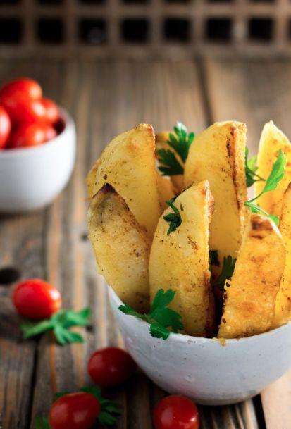 Les meilleures patates grecques! #recette #patate #grecques