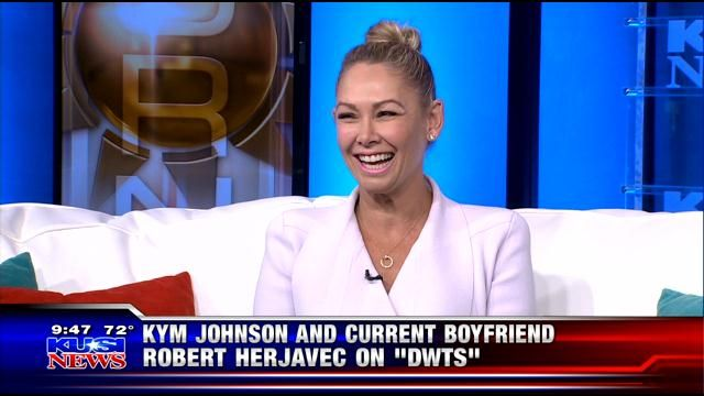 """Dancing with the Stars - Kym Johnson's Book Signing - Kym Johnson, Champion of Dancing with the Stars, visits GMSD to talk about her new book """"The 5,6,7,8, Diet"""", and her book signingtoday at Barnes and Nobel in Mira Mesa. Listen in to hear about th..."""