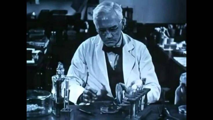 Alexander Fleming (1881–1955): Discoverer of penicillin