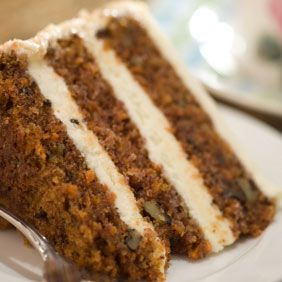 """Canna-Carrot Cake:  Delicious cannabis desserts for the more sophisticated pallet. Click on the picture to see the """"Recipe & Making Process""""."""
